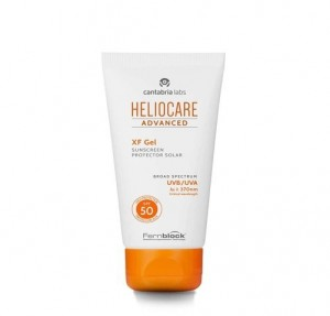 Heliocare SPF 50 XF Gel, 50 ml. - Cantabria Labs