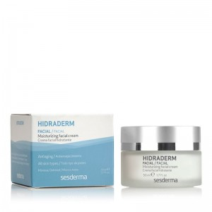 Hidraderm Crema Facial Hidratante, 50 ml. - Sesderma