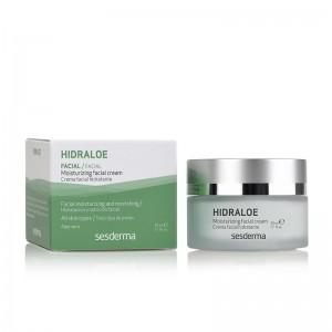 Hidraloe Crema Facial Hidratante, 50 ml. - Sesderma
