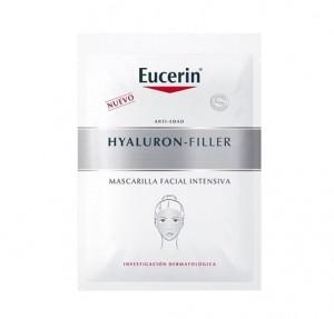 Hyaluron-Filler Mascarilla Facial Intensiva, 1 Máscara. - Eucerin