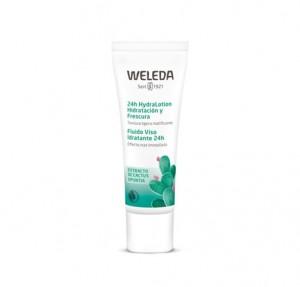 HydraLotion 24h Hidratación y Frescura, 30 ml. - Weleda