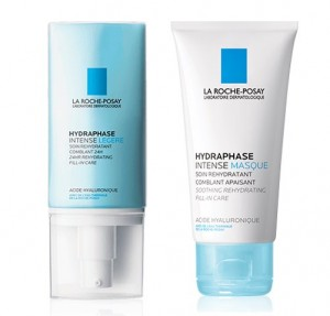 Hydraphase Intense Textura Ligera, 50 ml. +  Hydraphese Intense Masque, 50 ml. - La Roche Posay