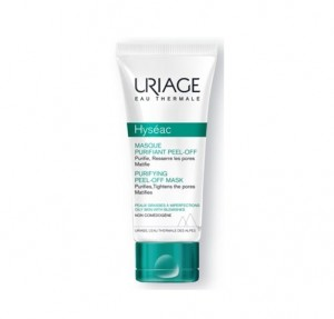 Hyseac Mascarilla Purificante Peel-Off, 50 ml. - Uriage