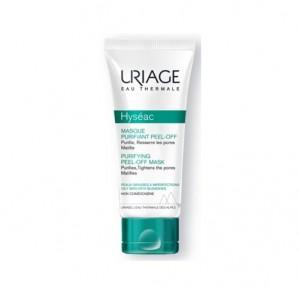 Hyseac Mascarilla Purificante Peel-Off, 50 ml. - Uriage