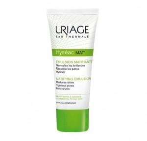 Hyséac MAT Tratamiento Matificante, 40 ml. - Uriage
