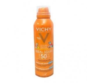 Idéal Soleil Bruma Solar Anti-arena Para Niños SPF 50+, 200 ml. - Vichy