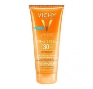 Idéal Soleil Gel Ultra Fundente SPF 30 Para Piel Seca o Mojada, 200 ml. - Vichy