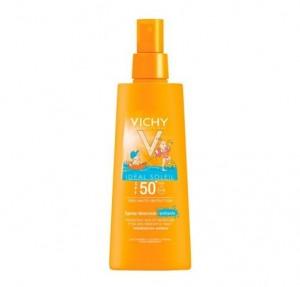 Idéal Soleil Spray Infantil SPF 50+, 200 ml. - Vichy