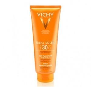 Ideal Soleil Leche Hidratante SPF 30+, 300 ml. - Vichy
