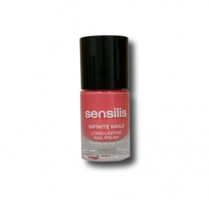 Infinite Nails Tono 02 Coral, 10 ml. - Sensilis