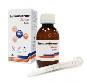 Inmunoferon Junior Jarabe, 150 ml. - Cantabria Labs