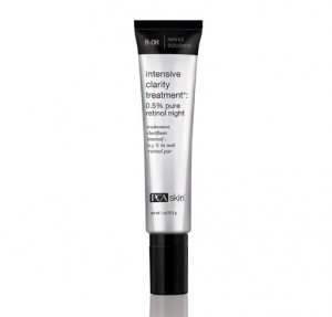 Intensive Clarity Treatment: 0.5% Pure Retinol Night, 29.5 ml. - PCA Skin
