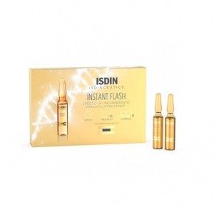 Isdinceutics Instant Flash Ampollas, 5 x 2 ml. - Isdin