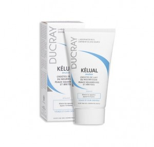 Kelual Emulsion, 50 ml. - Ducray