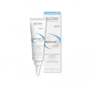 Keracnyl PP Crema Calmante Antiimperfecciones, 30 ml. - Ducray
