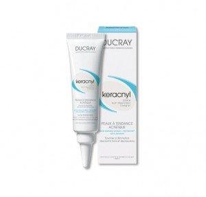 Keracnyl Crema Control Cuidado Regulador Completo, 30 ml.- Ducray
