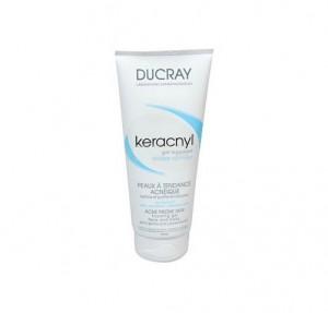 Keracnyl Gel Limpiador, 200 ml. - Ducray