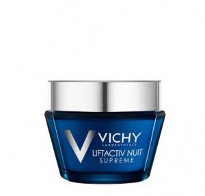 Liftactiv Supreme Noche Tratamiento Antiarrugas, 50 ml. - Vichy