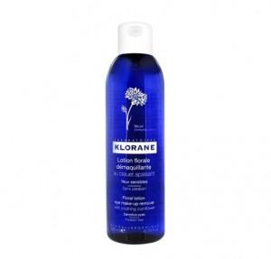 Loción Floral Desmaquillante Calmante Para Ojos Sensibles, 200 ml. - Klorane