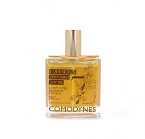Luminous Perfumed Dry Oil, 100 ml. - Comodynes
