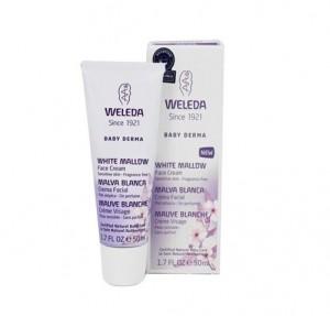 Malva Blanca - Crema Facial, 50 ml. - Weleda