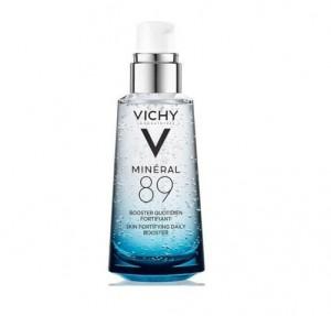 Mineral 89 Concentrado reconstituyente con Ácido Hialurónico, 50 ml. - Vichy