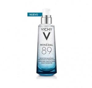 Mineral 89 Concentrado con Ácido Hialurónico, 75 ml. - Vichy