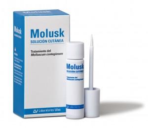 Molusk Solución 3g. - Viñas