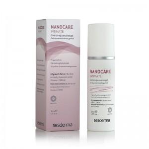 Nanocare Intimate Gel Rejuvenecimiento Genital, 30 ml. - Sesderma