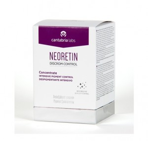 Neoretin Discrom Control Concentrate Solución, 2 x 10 ml. - Cantabria Labs