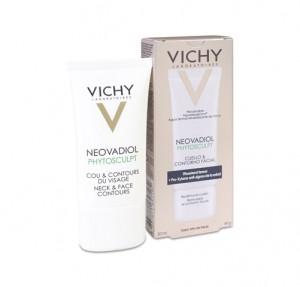 Neovadiol Phytosculpt Cuello & Contorno Facial, 50 ml. - Vichy