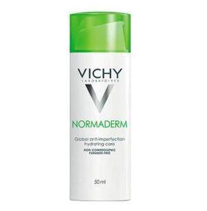 Normaderm Día Hidratante Anti-Imperfecciones Tri-Activ, 50 ml. - Vichy