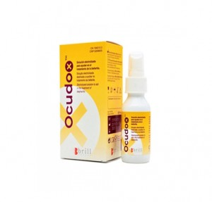 Ocudox spray Oftálmico, 60ml.- Brill Pharma