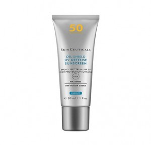 Oil Shield UV Defense Sunscreen SPF 50, 30 ml. -  Skinceuticals