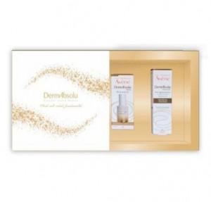 Pack DermAbsolu Serum Essencial, 30 ml + DermAbsolu Contorno de Ojos Rejuvenecedor, 15 ml. - Avene