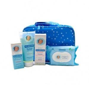 Pack Higiene y Cuidados Bebe. - Klorane Bebe