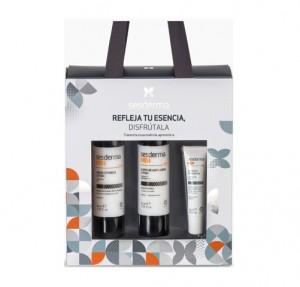 Pack Men Supreme Antiaging Lotion, 50 ml. + Loción Absolut Forte, 50 ml. + Active Gel Contorno de Ojos, 15 ml. - Sesderma
