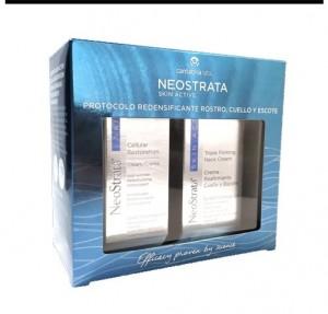 Pack Neostrata Skin Cellular Restoration, 30 ml. + Neostrata Skin Active Crema Reafirmante Cuello y Escote, 80 ml. - Neostrata