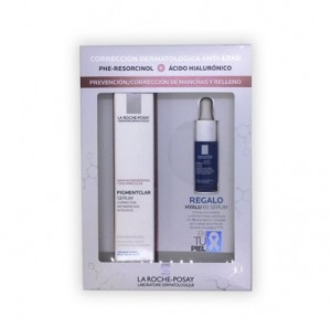 Pack Pigmentclar Serum, 30 ml. + Regalo! Hyalu B5 Sérum, 10 ml. - La Roche Posay