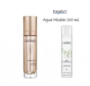 Pack Premier Cru La Crema, 50 ml + Agua Micelar Desmaquillante, 200 ml Regalo!. - Caudalie