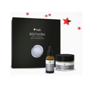 Pack Restaura Crema Antiedad Intensiva Hidratante, 50 ml. + Restaura Sérum Antiedad Intensivo Hidratante, 30 ml. - Segle Clinical