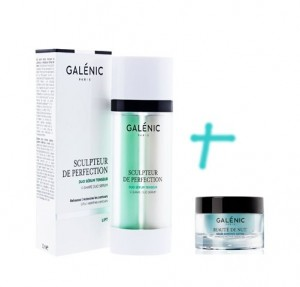 Pack Sculpteur de Perfection Duo Sérum Tensor, 30 ml. + Beauté de Nuit Gel Crema Cronoactivo, 15 ml. - Galénic