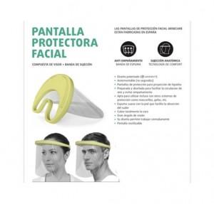 Visera Protectora Facial
