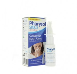 Pharysol Sinus  Descongestionante Nasal, 15 ml. - REVA