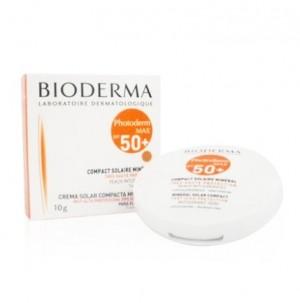 Photoderm Compact Dorado SPF50+ UVA24, 40 ml. - Bioderma