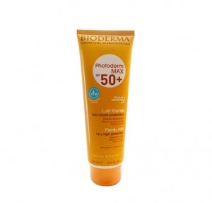 Photoderm Max Leche Familiar Rostro y Cuerpo, 250 ml. - Bioderma