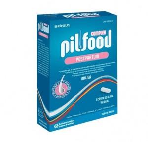 Pilfood Complex Postpartum, 90 capsulas - Laboratorios Serra Pamies
