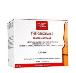 Proteos Liposome, 30 Ampollas - Martiderm