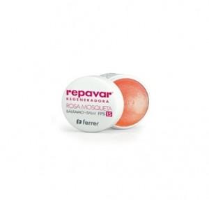 Repavar Balsamo Labial FPS15, 10 ml. - Ferrer