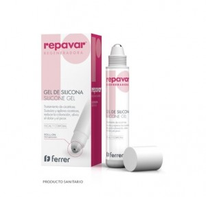 Repavar Gel de Silicona Roll-on, 20 ml. - Ferrer